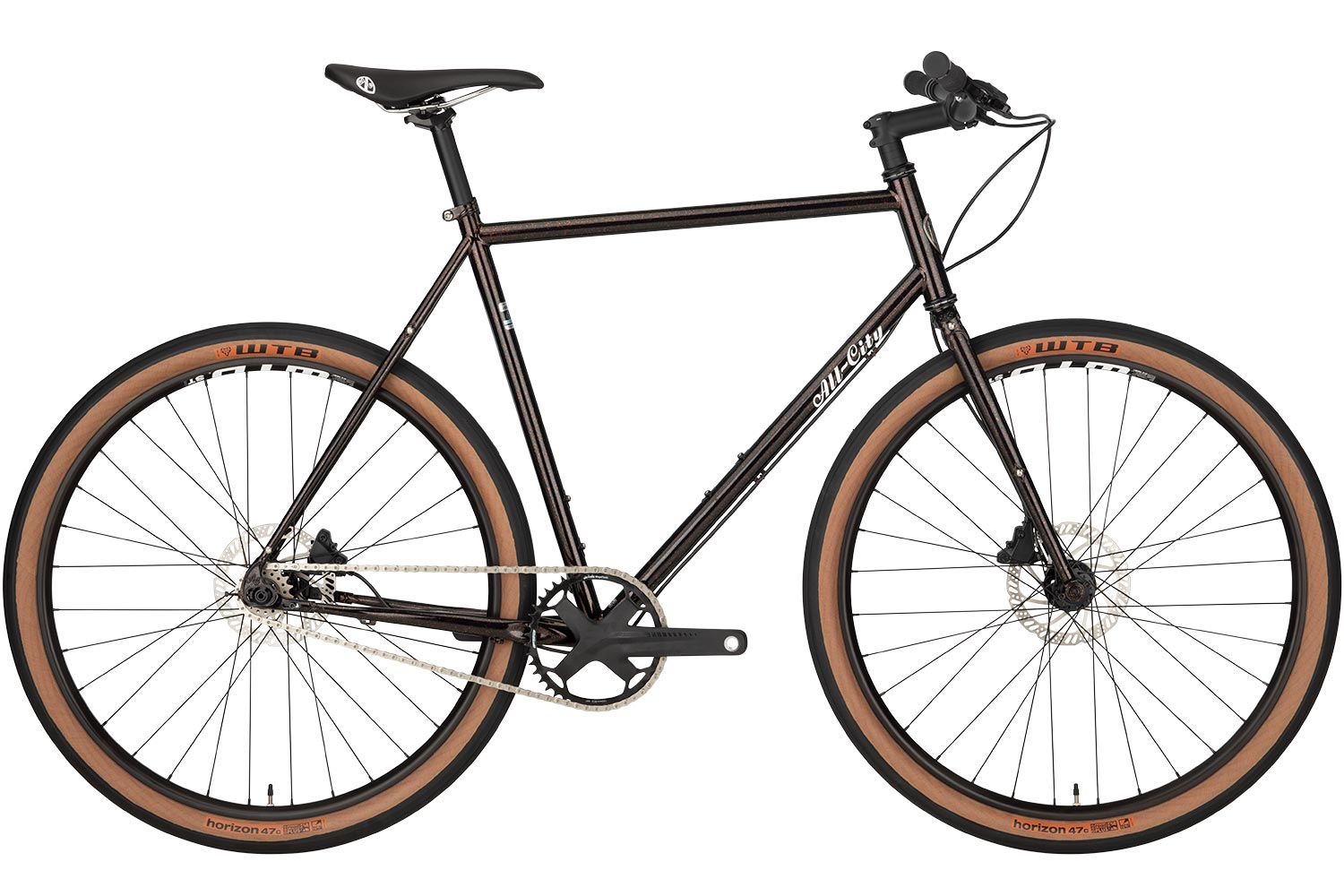 All City Super Professional Singlespeed bicycle