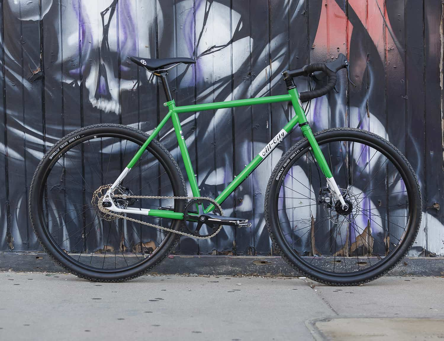 Nature Boy - Single Speed Cyclocross Bike | All-City Cycles | All ...