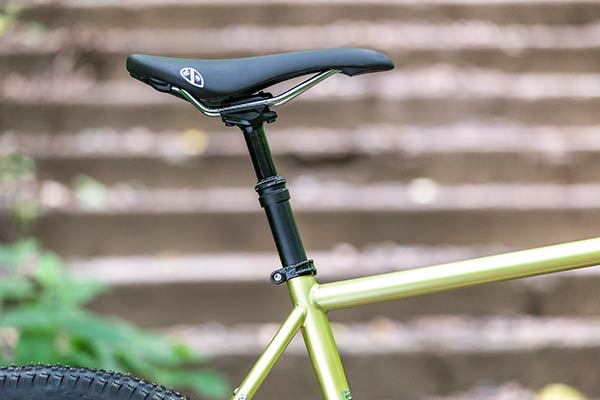 Dropper Seatpost