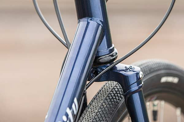 Lugged Fork Crown