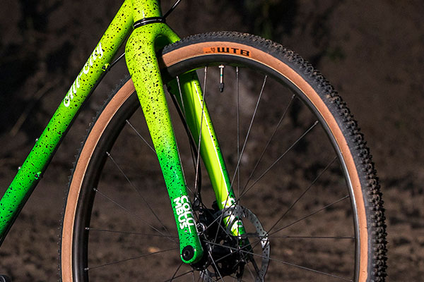 Columbus Futura Cross Carbon Fork