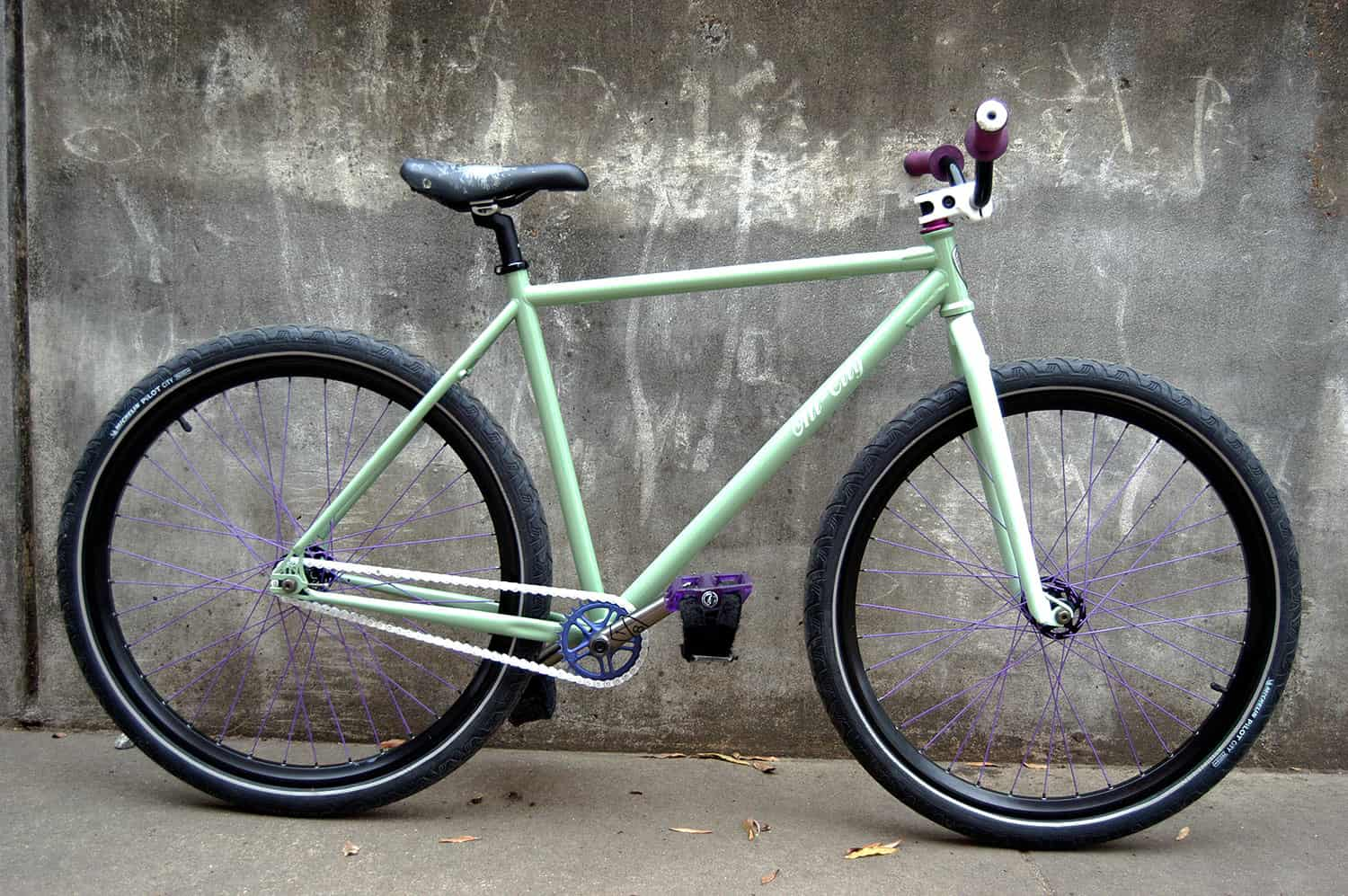 Custom Bmx Bikes >> Dropout | All-City Cycles