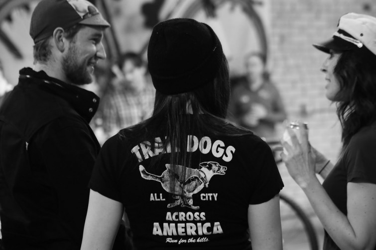 Trail Dogs Across America T-Shirt