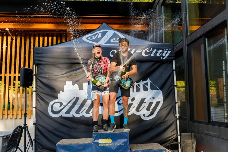 Winners in Intercontinental Cyclocross Championships