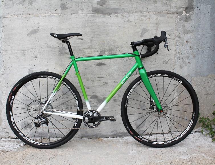 Green All City Macho King Bike