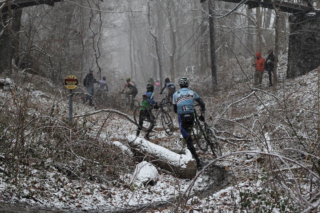 There's no snow in the Midwest so check out these snowy memories from SSCXWC '13