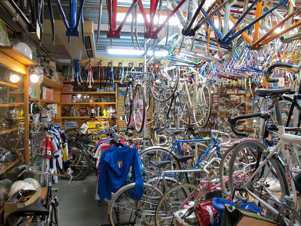 Kato Cycles - Nagoya Japan