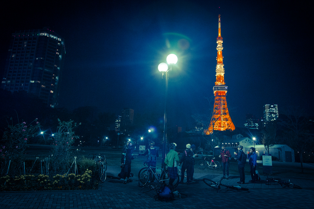 Shuji Yamamoto Shoots the All-City Japan Tour