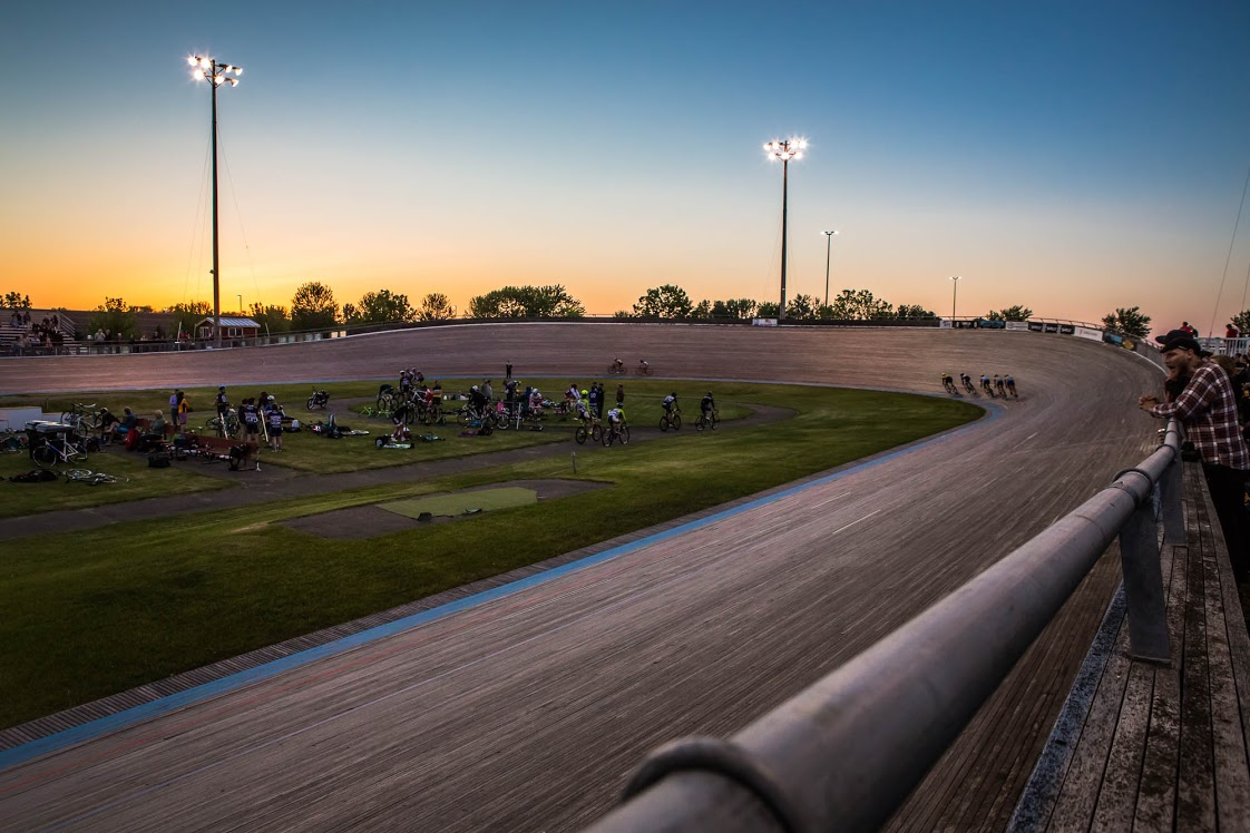 Opening Night at the NSC Velodrome