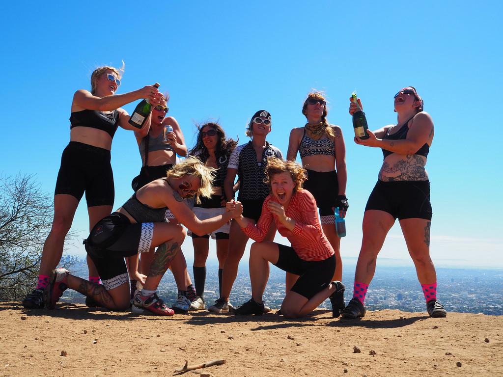 Team Koochella In Los Angeles