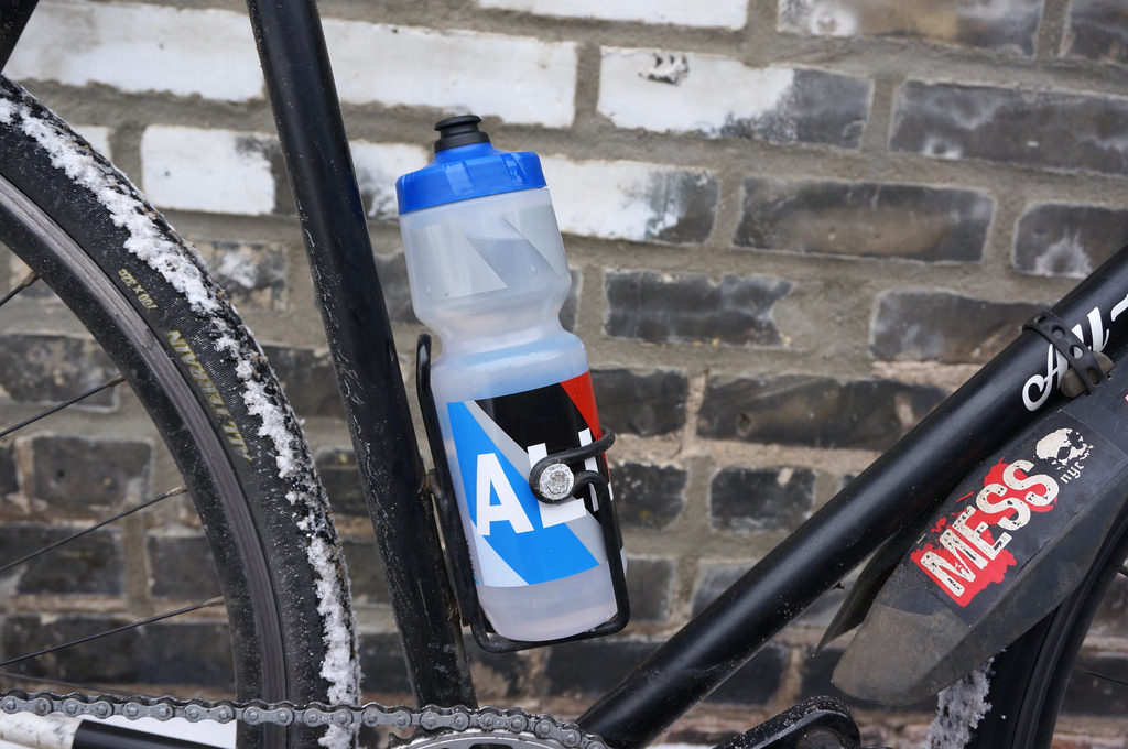 Meet the Zig Zag Water Bottle