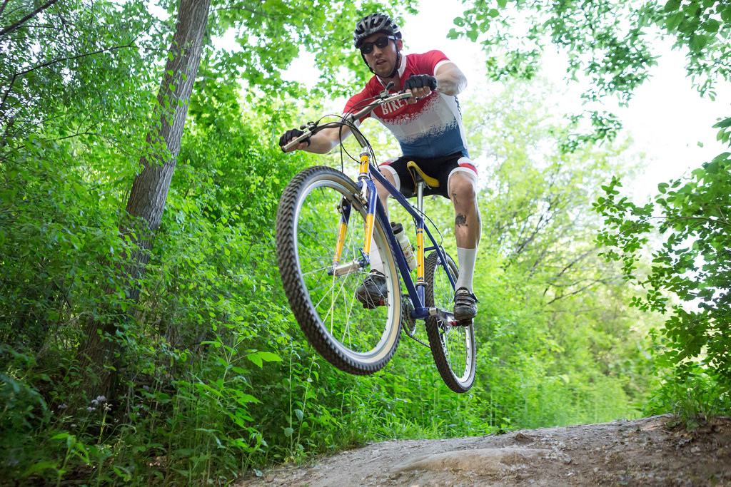 Bikes of Our Lives: Jeff's Croll Mountain Bike