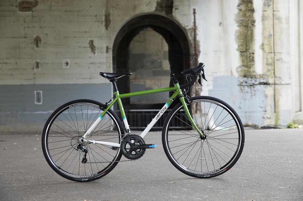 The Perfect Winter Road Bike - Building Jack's All-City Mr Pink - Bike Radar
