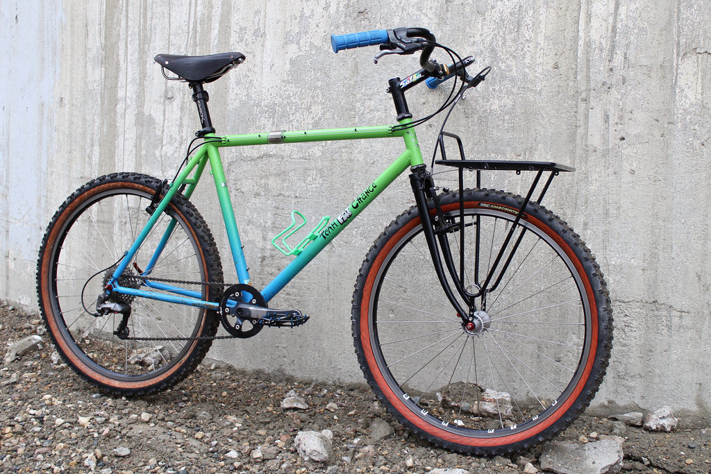 Bikes of Our Lives: The Yo Jeffy!
