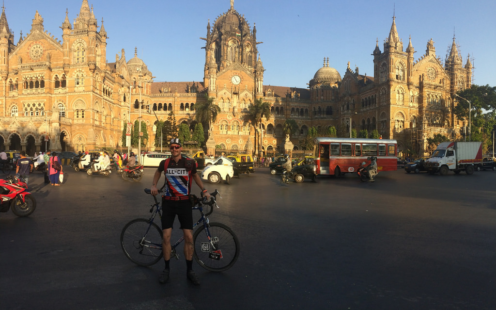 Bike Unfriendly: The Mumbai Mess