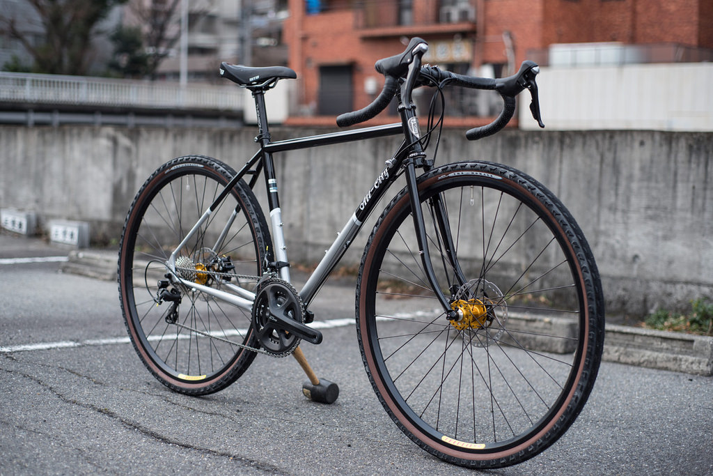 Space Horse Disc Build by Circles Japan