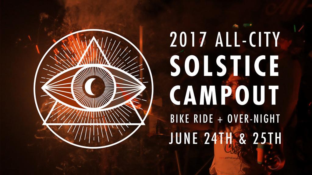 Solstice Campout Flyer
