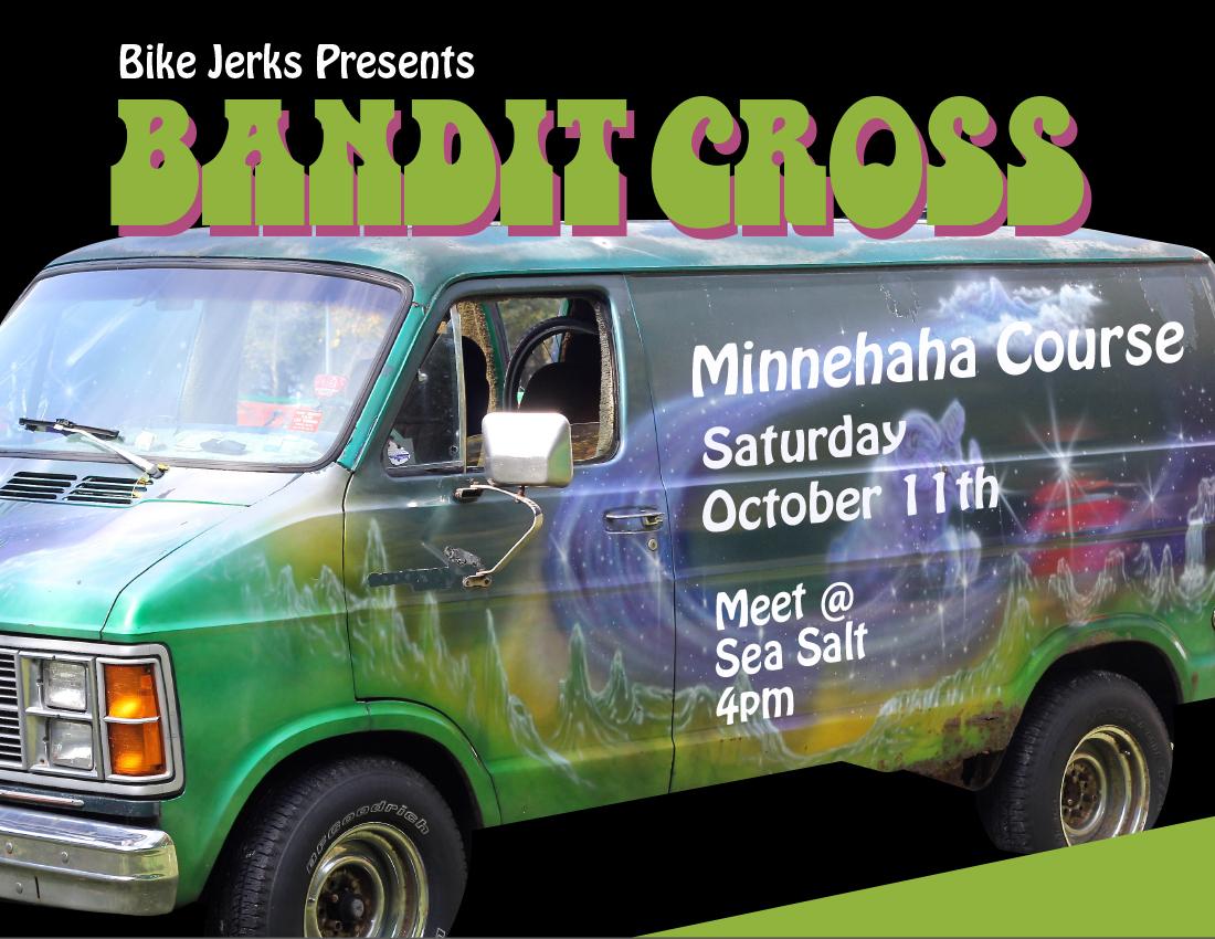 Bandit Cross This Saturday!