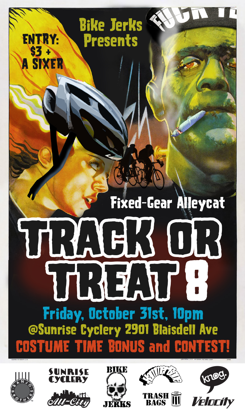 Track or Treat 8