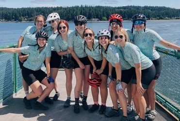 Pedal the Pacific: Cycling to Fight Sex Trafficking