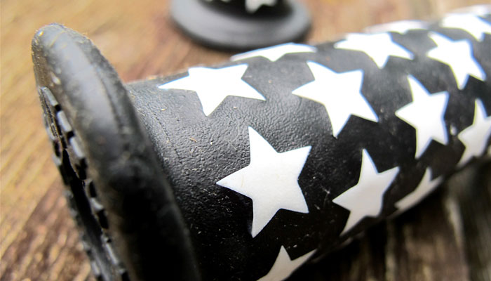 All City BMX GRIPS STAR