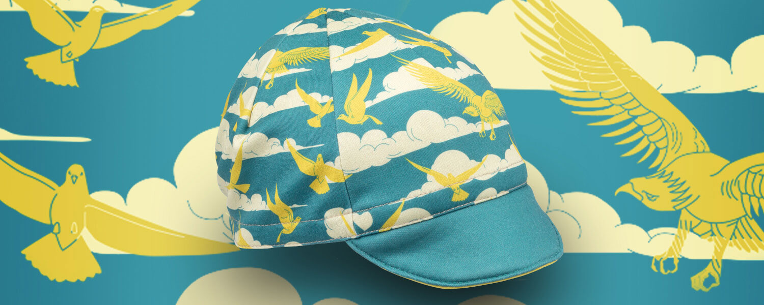Fly High Cycling Cap