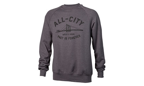 Fast is Forever Crewneck