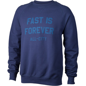 Fast Is Forever 2.0 Crewneck