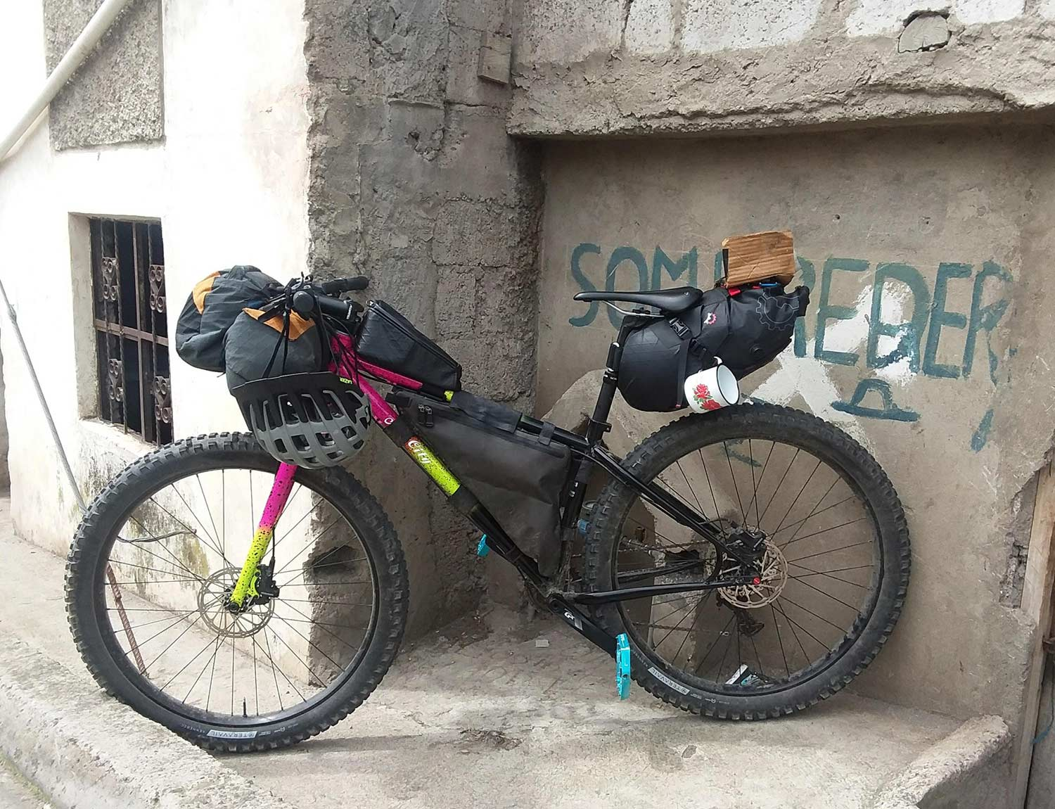 Electric Queen 27.5+ MTB Fork