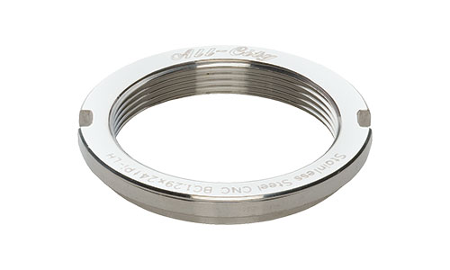 Stainless Lockring