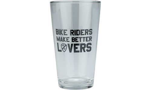 Bike Riders Make Better Lovers Pint