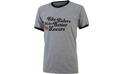 Bike Riders Make Better Lovers