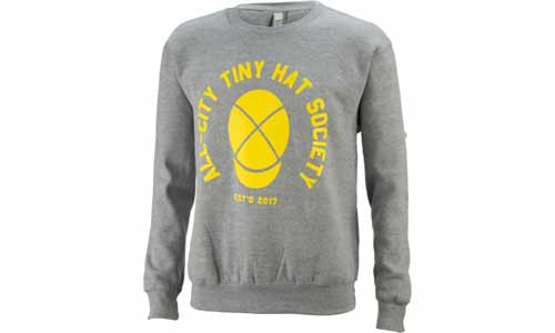 Tiny Hat Crew Sweatshirt