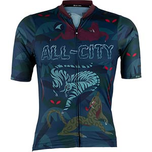 Men's All-City Night Claw Jersey, front view