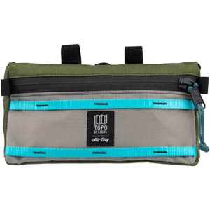 All-City X Topo Designs Handlebar Bag, 2 of 4
