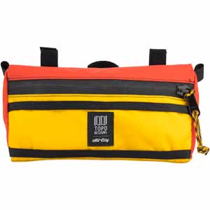All-City X Topo Designs Handlebar Bag, 3 of 4