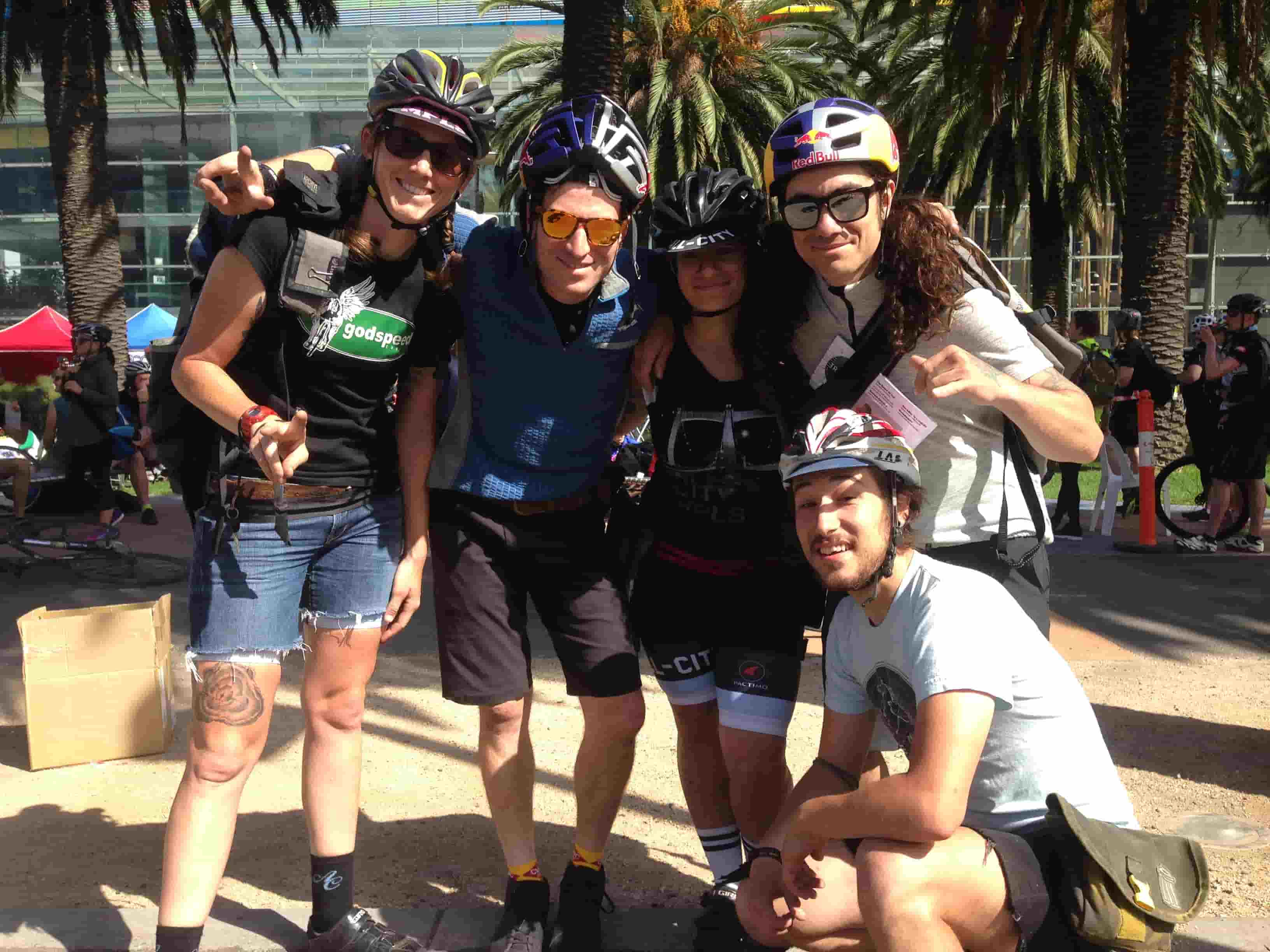 AC Courier Team in Australia