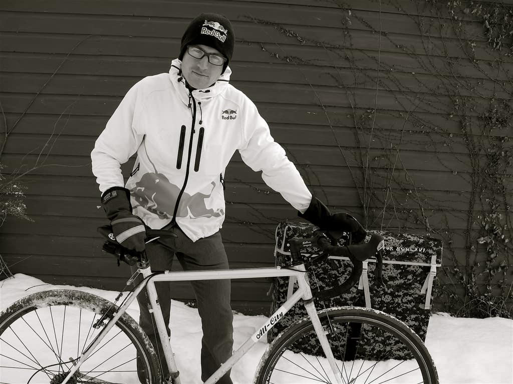 Austin Horse Article on The Bicycle Story